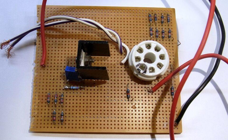 Stabilizer 6080 prototipo filato