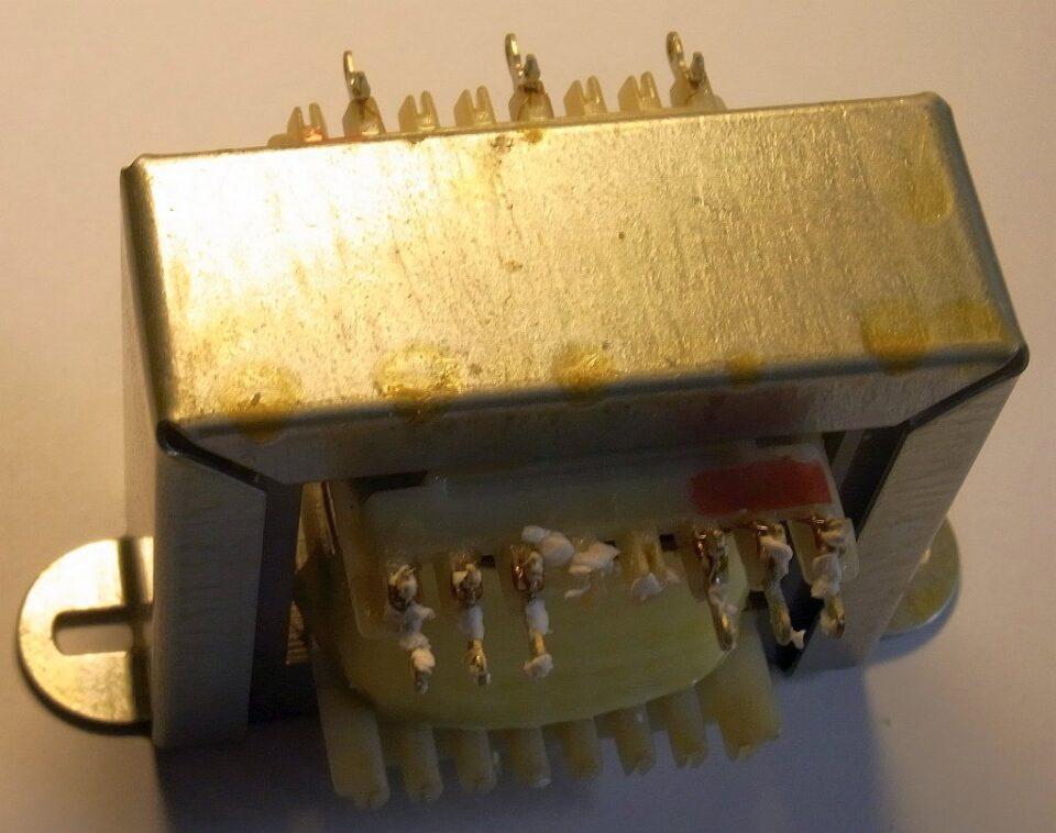 Trasformatore uscita driver SRPP