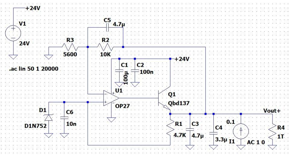 Supereg Duale schema elettrico